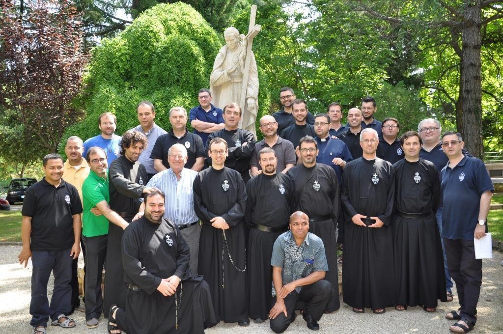 I giovani religiosi MAPRAES e la vita fraterna
