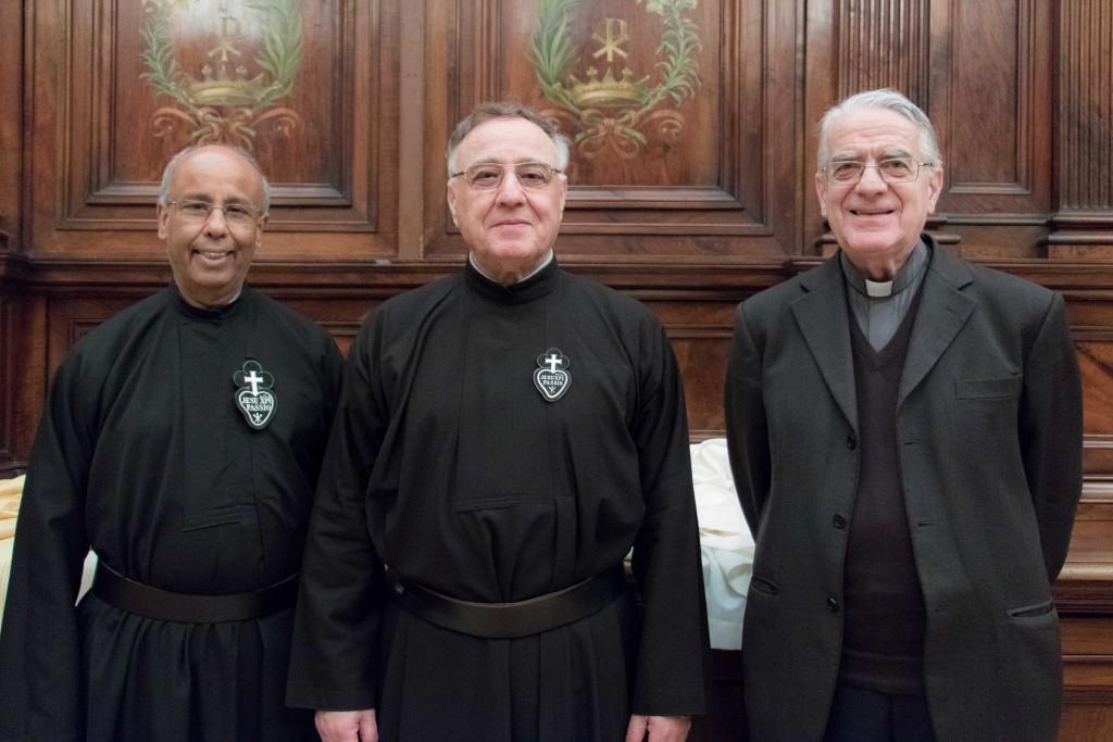 P. Ciro Benedettini ha concluso il suo servizio ventennalle presso la Sala Stampa del Vaticano