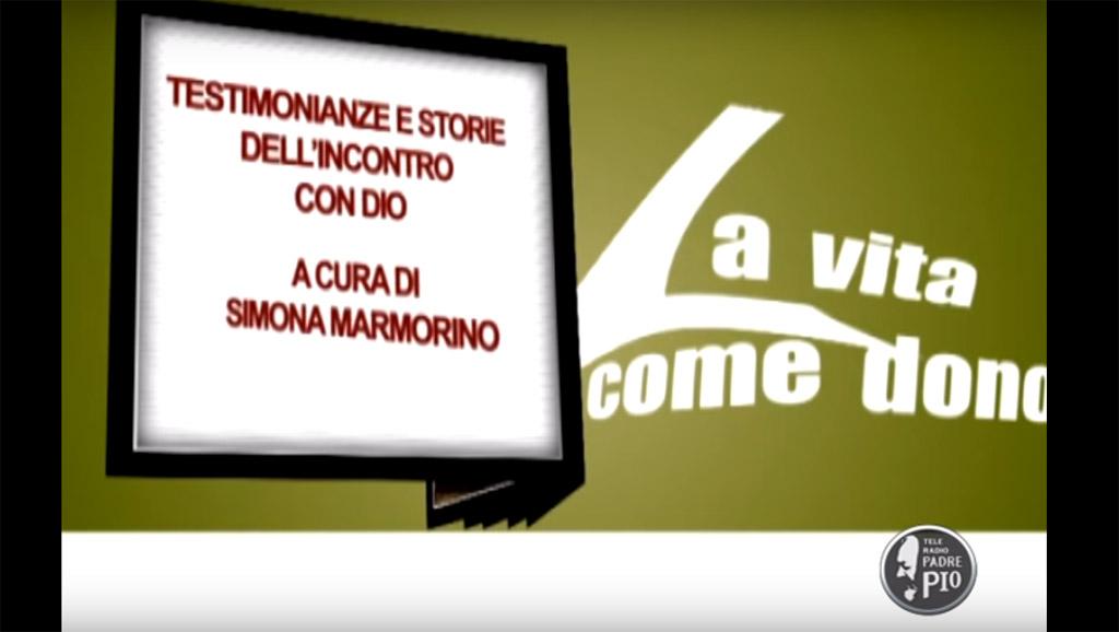 La vita come dono – La Comunità passionista di Bari su PadrePioTV