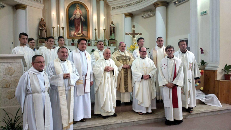 90°compleanno e 65°di ordinazione di padre Josif Jonkov