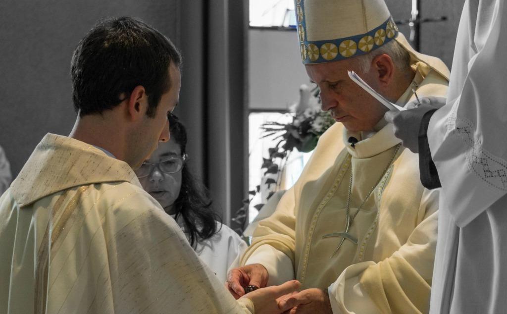 Ordinazione sacerdotale di P. José Gregório Duarte Valente