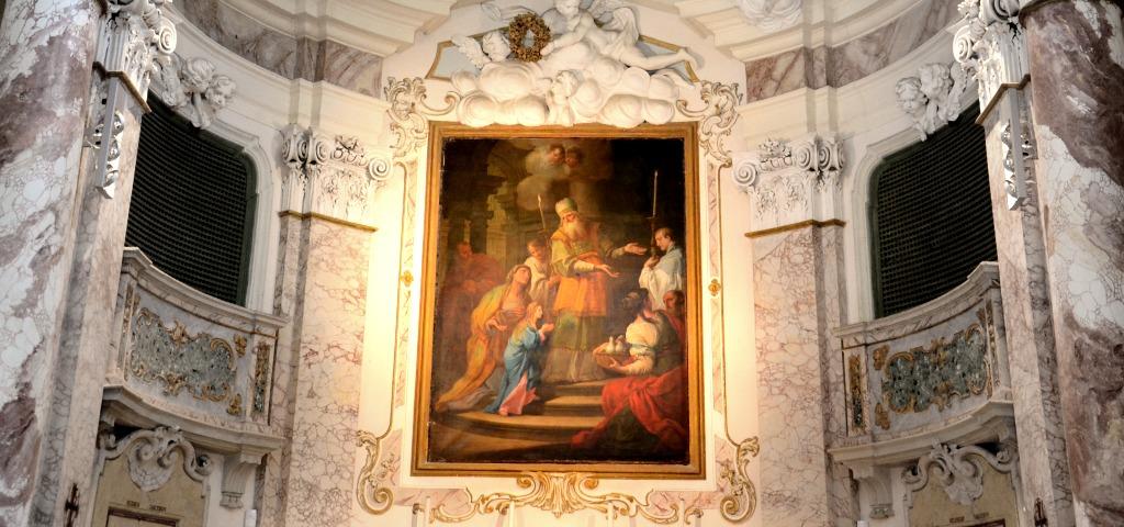 Circolare del Provinciale per la Festa di Maria Presentata al Tempio