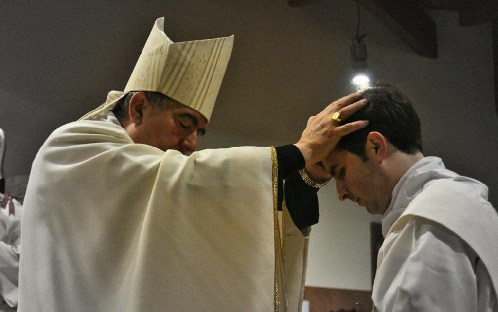 Ordinazione sacerdotale di P. Federico Di Saverio