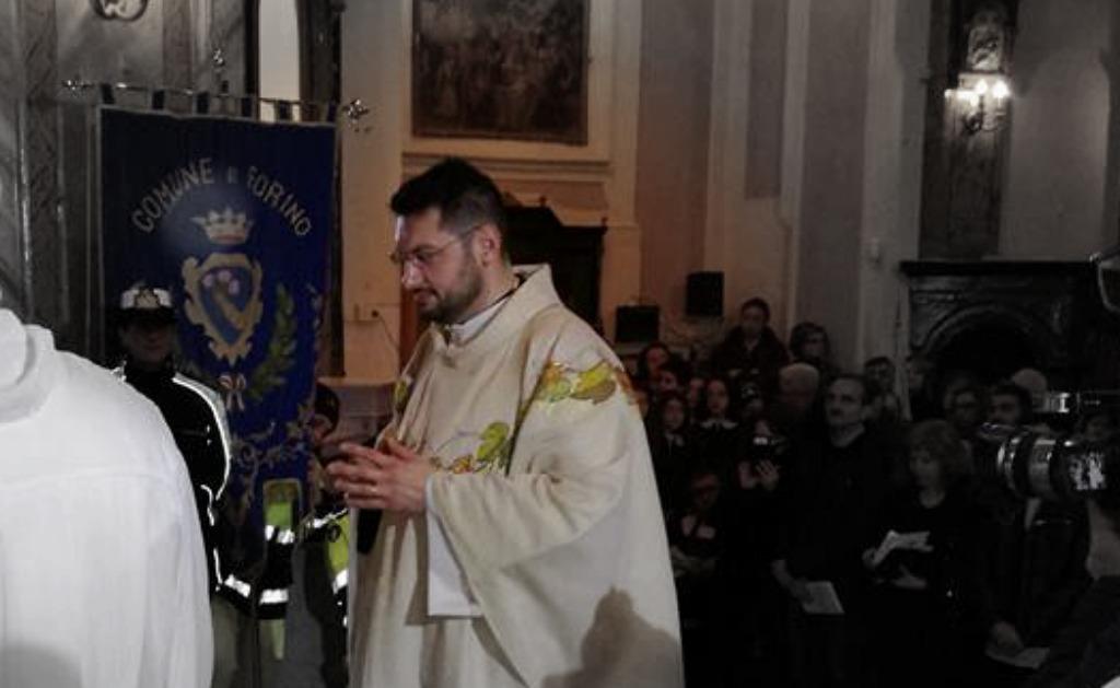 Ordinazione sacerdotale di P.Marco Masi