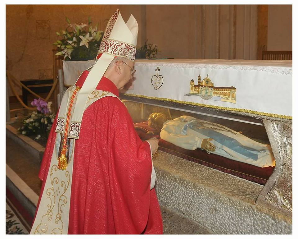 Solennità di santa Maria Goretti al santuario di Nettuno