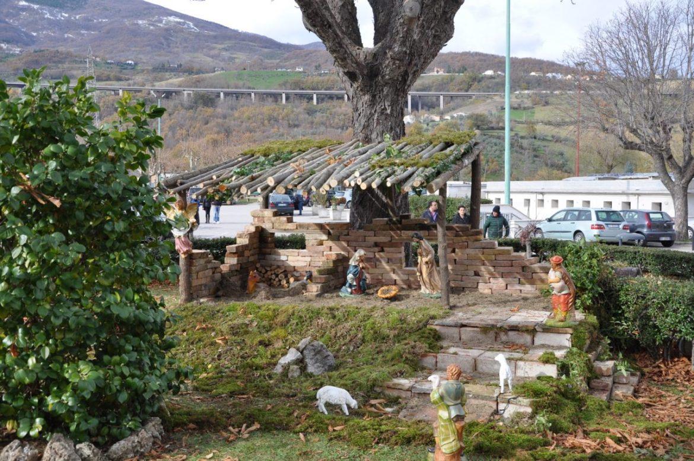 Manifestazioni natalizie al santuario di San Gabriele