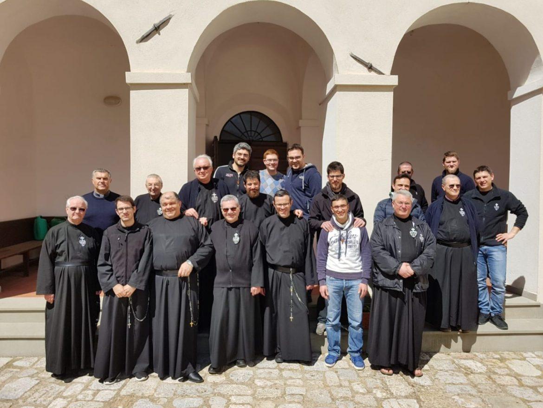 Incontro Postulanti e Novizi al Monte Argentario