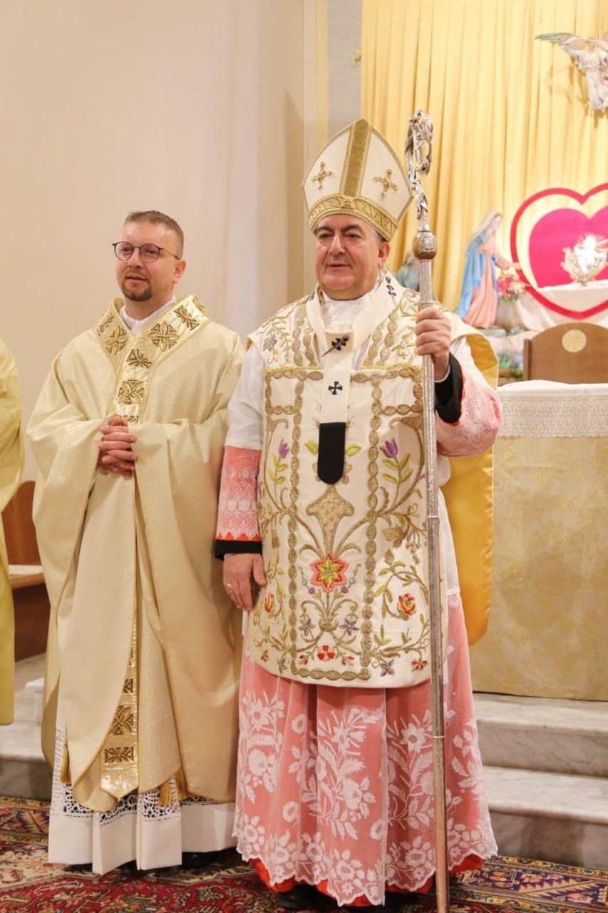 Ordinazione Presbiterale di p. Marino Longo