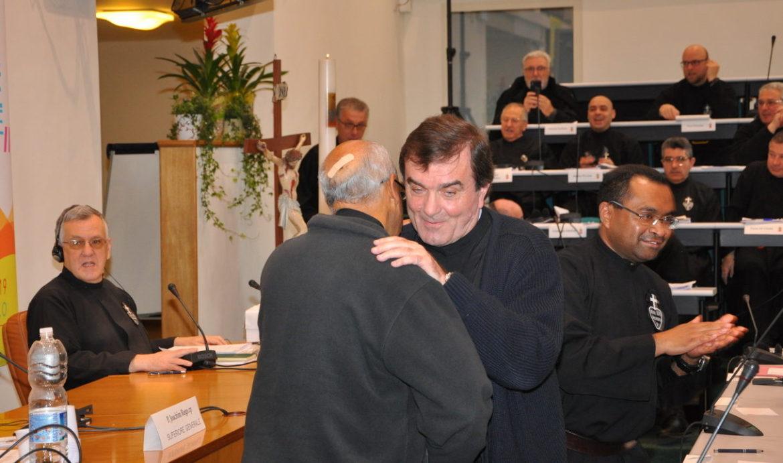 2° Capitolo MAPRAES Elezione del padre provinciale