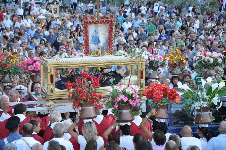 Festa di san Gabriele e conclusione 39° Tendopoli